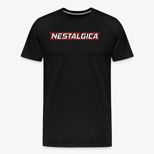 Nestalgica Logo - Men's Premium T-Shirt