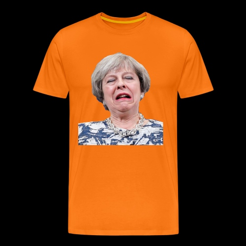 may trans - Men's Premium T-Shirt