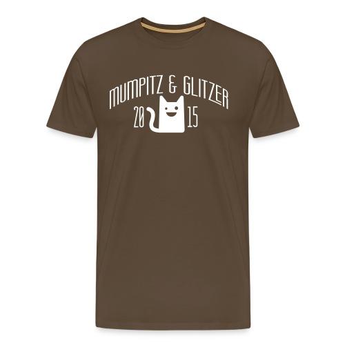 M&G Balken - Männer Premium T-Shirt