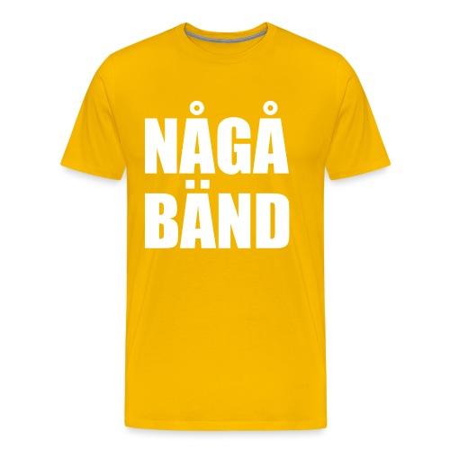 NÅGÅ BÄND - Men's Premium T-Shirt