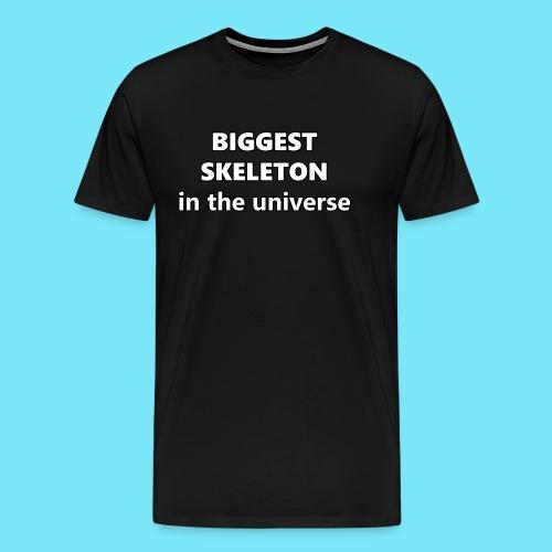 Biggest Skeleton - Men's Premium T-Shirt