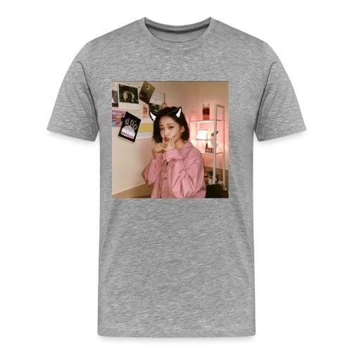 Skies - Men's Premium T-Shirt