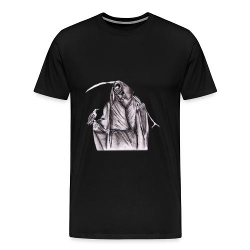 Grim Reaper - Männer Premium T-Shirt