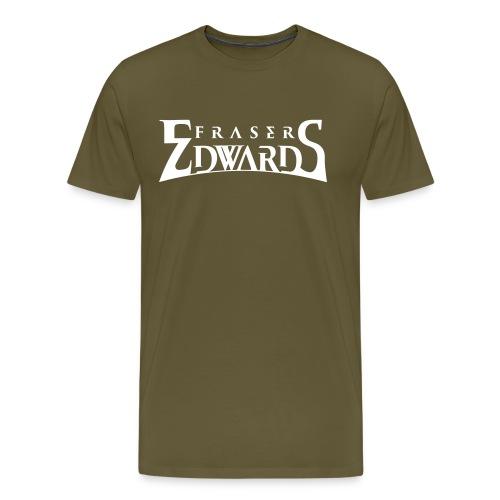 Fraser Edwards Men's Slim Fit T shirt - Men's Premium T-Shirt