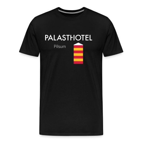 Palasthotel Pilsum - Männer Premium T-Shirt