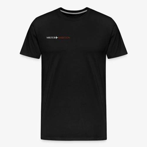 Red White - Men's Premium T-Shirt