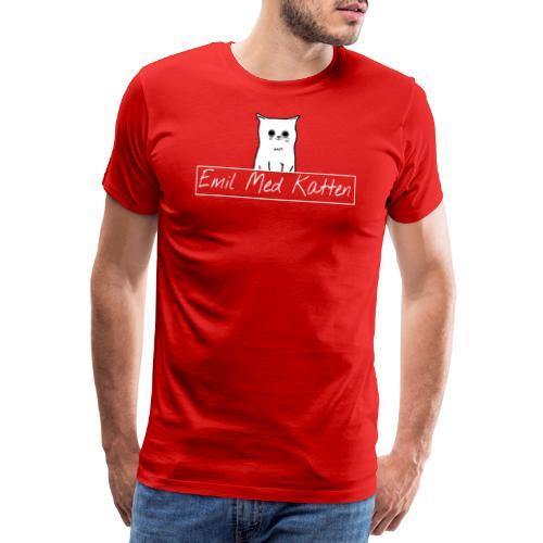 Emil Med Katten - Sniffer og Chilli - Men's Premium T-Shirt
