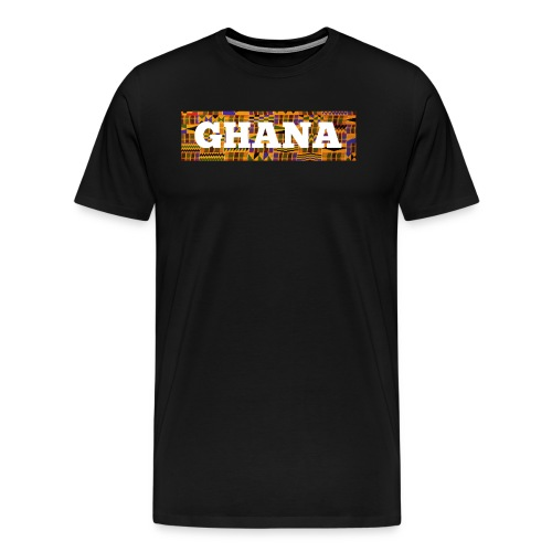 Ghana - Men's Premium T-Shirt