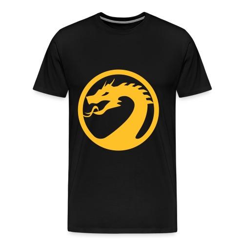 DG_Textil_Dragon - Männer Premium T-Shirt