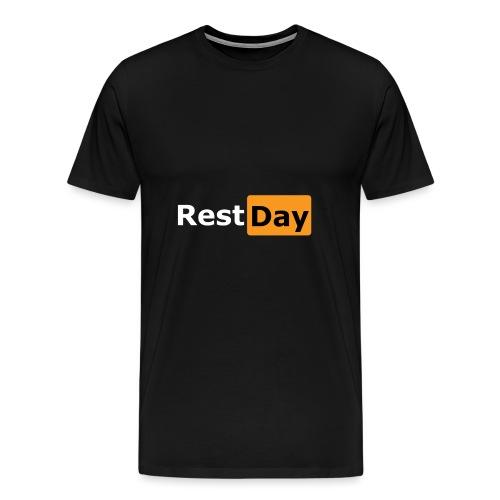 Rest Day - Männer Premium T-Shirt