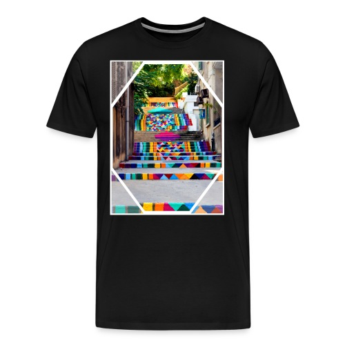 STAIRS - T-shirt Premium Homme