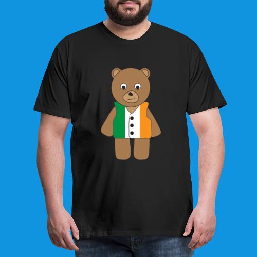Ireland Bear tank - Men's Premium T-Shirt