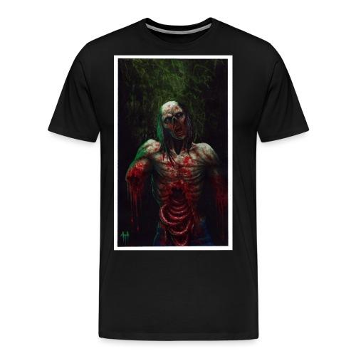 Zombie's Guts - Men's Premium T-Shirt