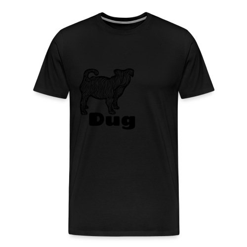 Dug - Men's Premium T-Shirt