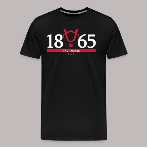 1865 TSV Dachau - Männer Premium T-Shirt