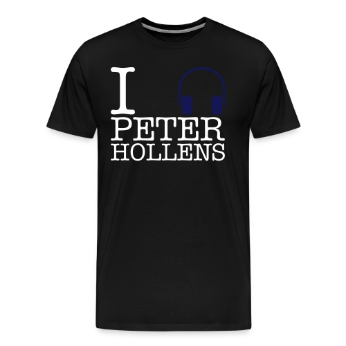 peter hollens2 - Men's Premium T-Shirt