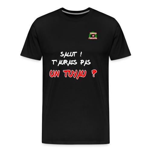 Quand tu ne sais plus qui jouer..... - T-shirt Premium Homme