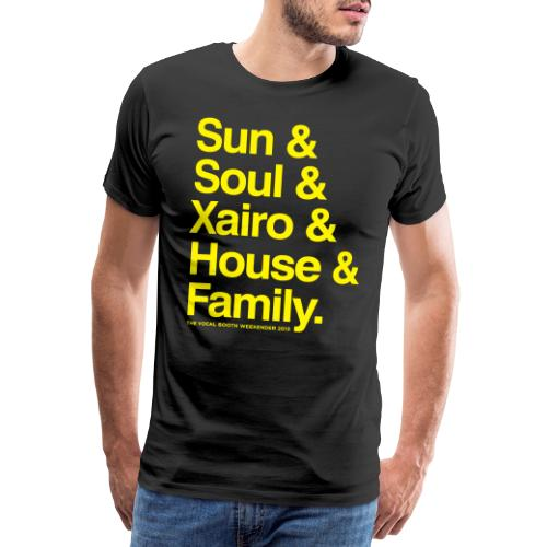 sunsoulyellow - Men's Premium T-Shirt