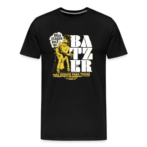 Batzer Drinks - Mannen Premium T-shirt