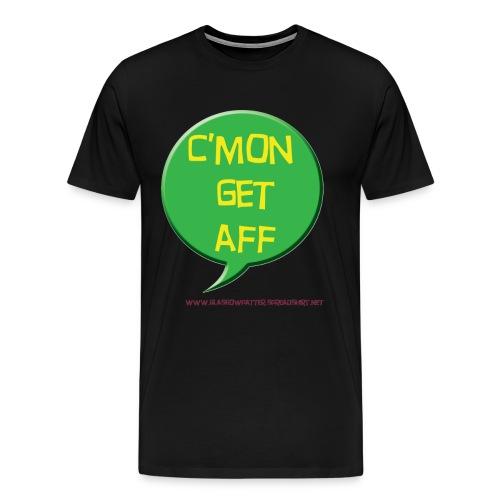 cmongetaff - Men's Premium T-Shirt