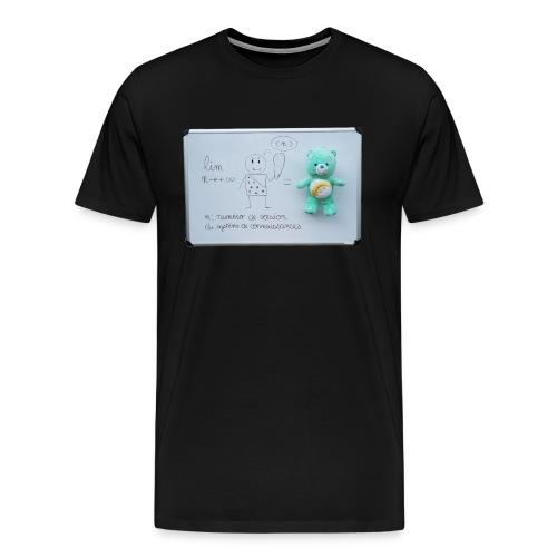 Convergence bisounours - T-shirt Premium Homme
