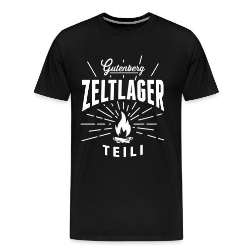 Teilis1 - Männer Premium T-Shirt