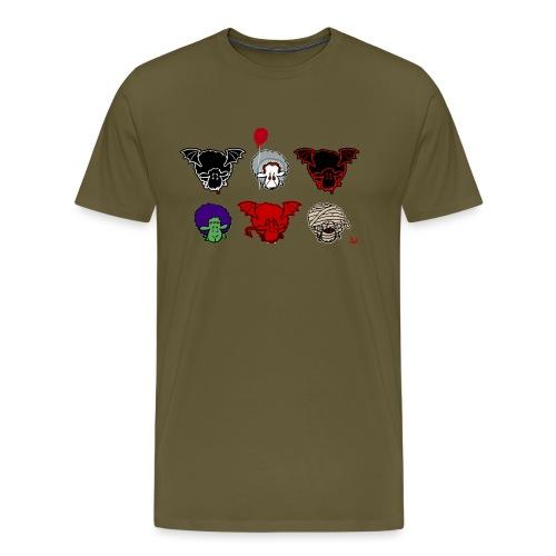 Sheepers Creepers - Men's Premium T-Shirt