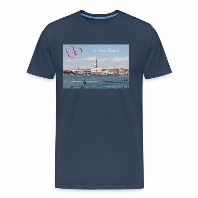 I love Venice