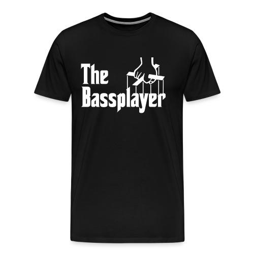 The Bassplayer - Camiseta premium hombre
