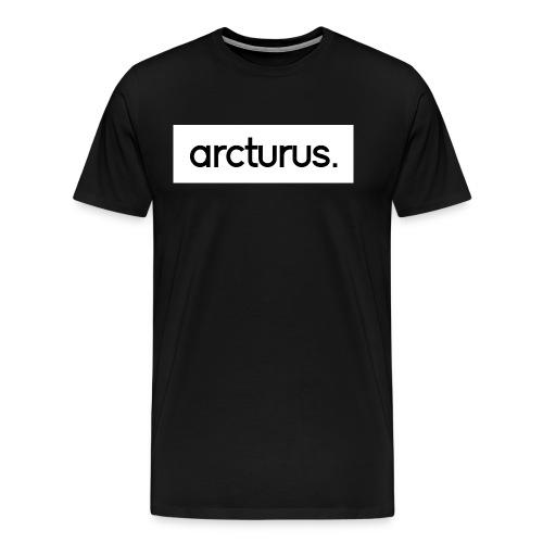 t for black png - Men's Premium T-Shirt