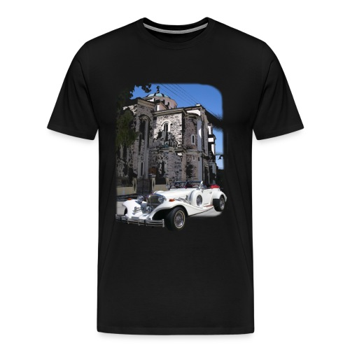 retro-oldtimer - Männer Premium T-Shirt