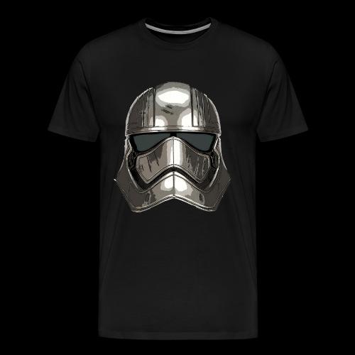 Phasma's Helmet - Men's Premium T-Shirt