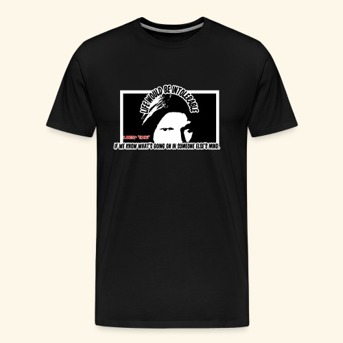 Spector Quote - Men's Premium T-Shirt