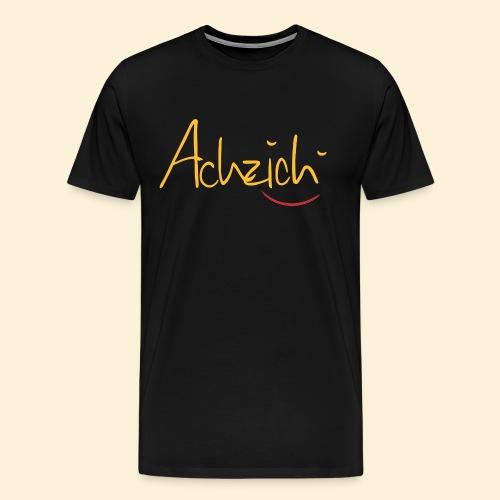 Achzig - Männer Premium T-Shirt