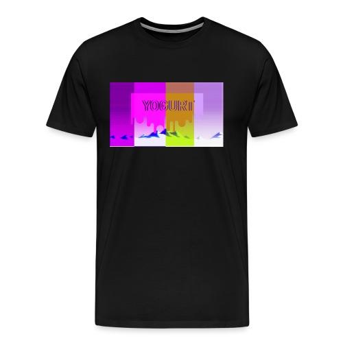 vaporwave yogurth - Maglietta Premium da uomo