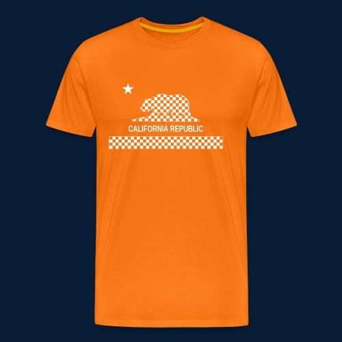 California Republic - Männer Premium T-Shirt