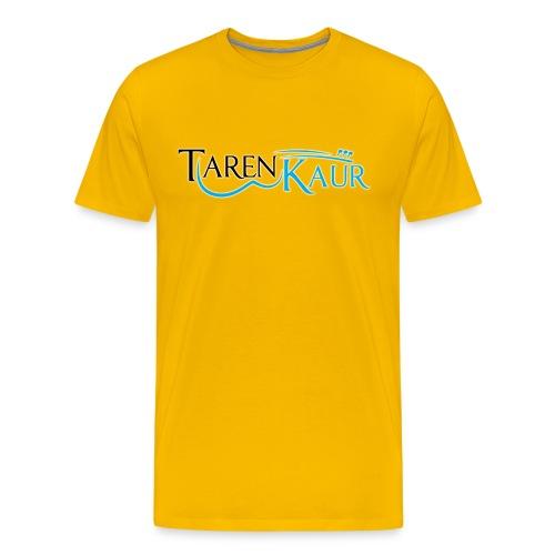 Taren Kaur_final1 white g - Men's Premium T-Shirt