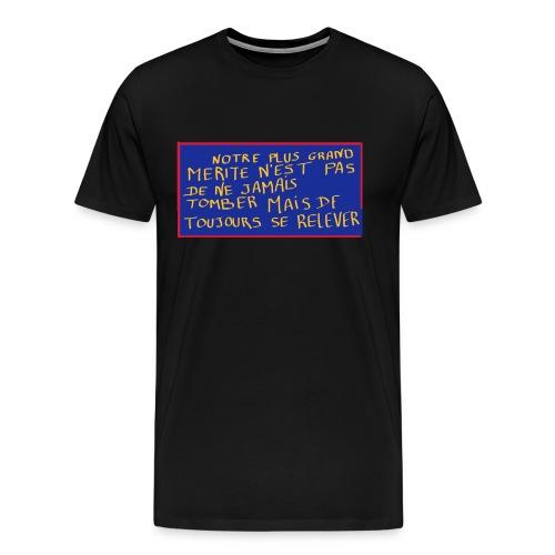 disign 6 - T-shirt Premium Homme