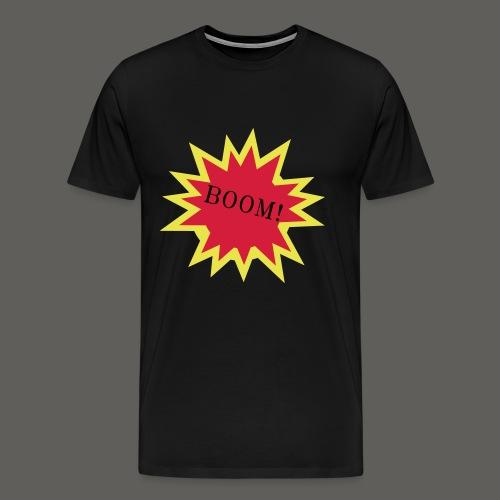 BOOM! - Männer Premium T-Shirt
