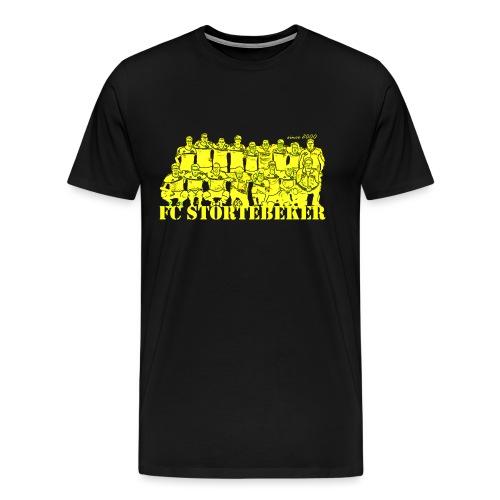 Mannschaft Comic Kopie png - Männer Premium T-Shirt