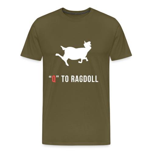 Ragdoll - Men's Premium T-Shirt