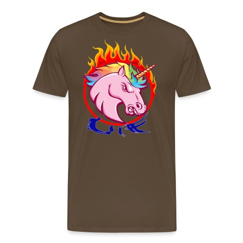 UniIceFury - T-shirt Premium Homme