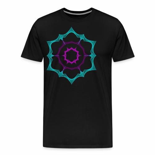 Fiktio Deko - Kosminen Pipariräjähdys - Miesten premium t-paita