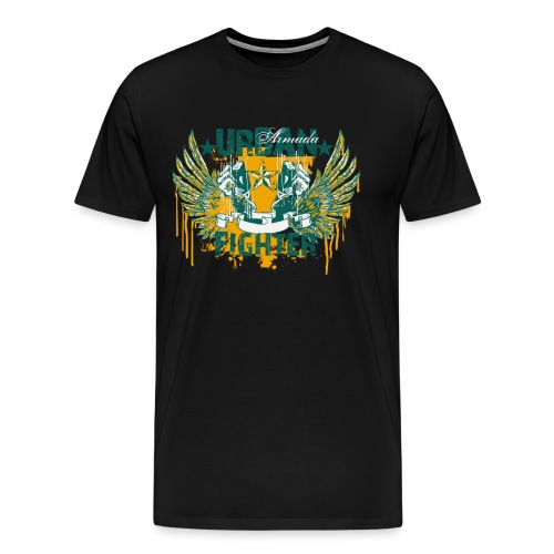 skuls urban fighter - Männer Premium T-Shirt