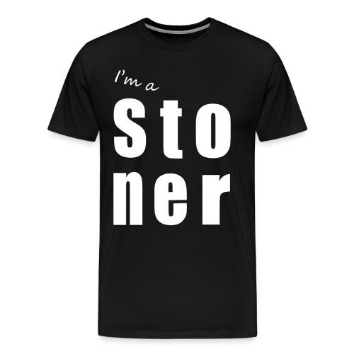 I m a stoner - T-shirt Premium Homme
