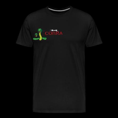Cobra 6 Di Blasio Elio - Mannen Premium T-shirt