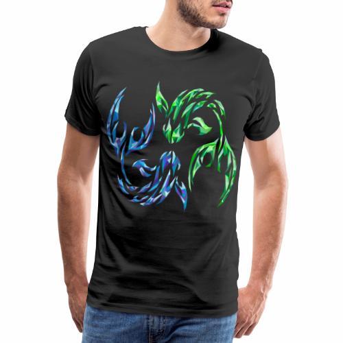 Piscis - Camiseta premium hombre