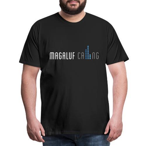 Magaluf Calling Merchandise - Men's Premium T-Shirt
