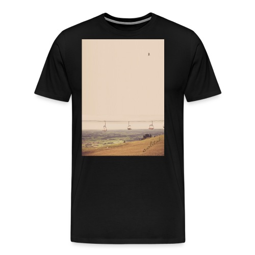 SolitudeTwo - Men's Premium T-Shirt