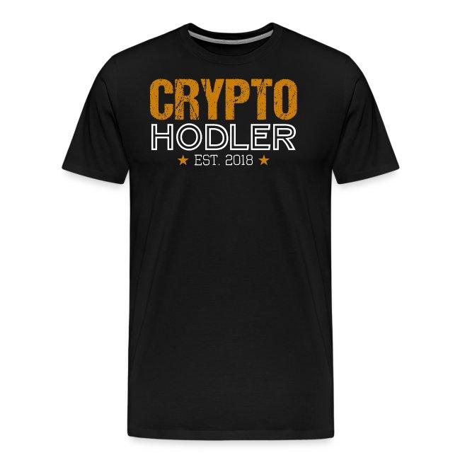 CRYPTO HODLER Est. 2018